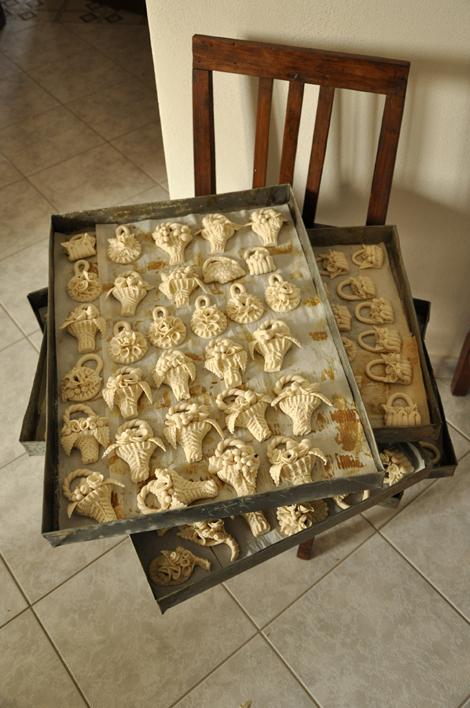 Saint Joseph's breads