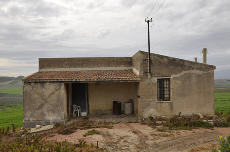A still used Casa Colonica