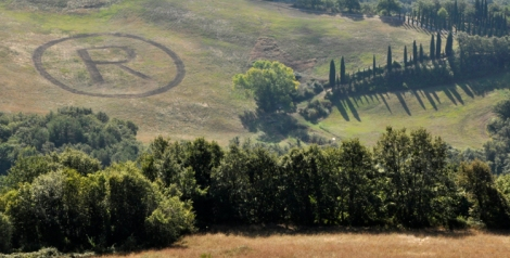Registered Val d'Orcia
