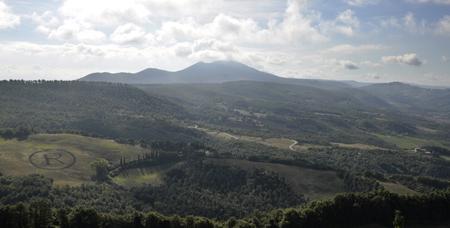 Registered Val d'Orcia
